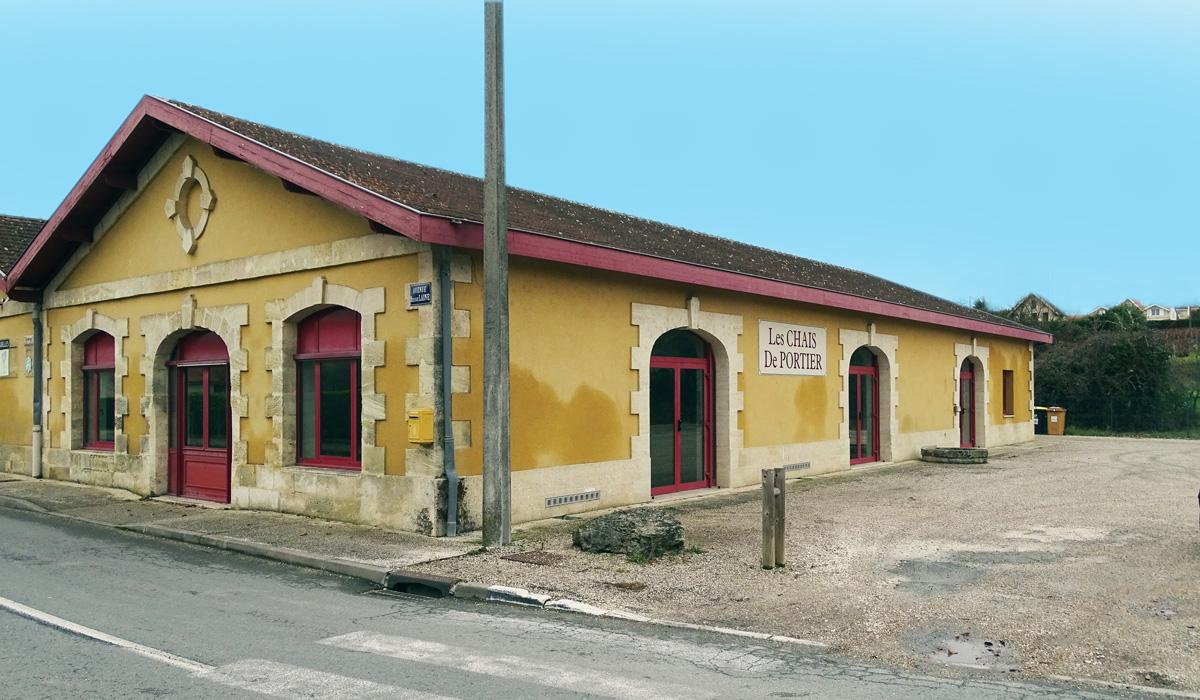 Bourg-gironde-chais-de-portier