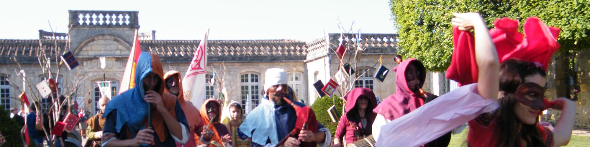 Bourg-gironde-mediavales